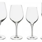 ¡Conoce todos los tipos de copa de vino que existen!