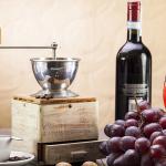 Hablemos de un dúo exquisito y embriagante: café y vino