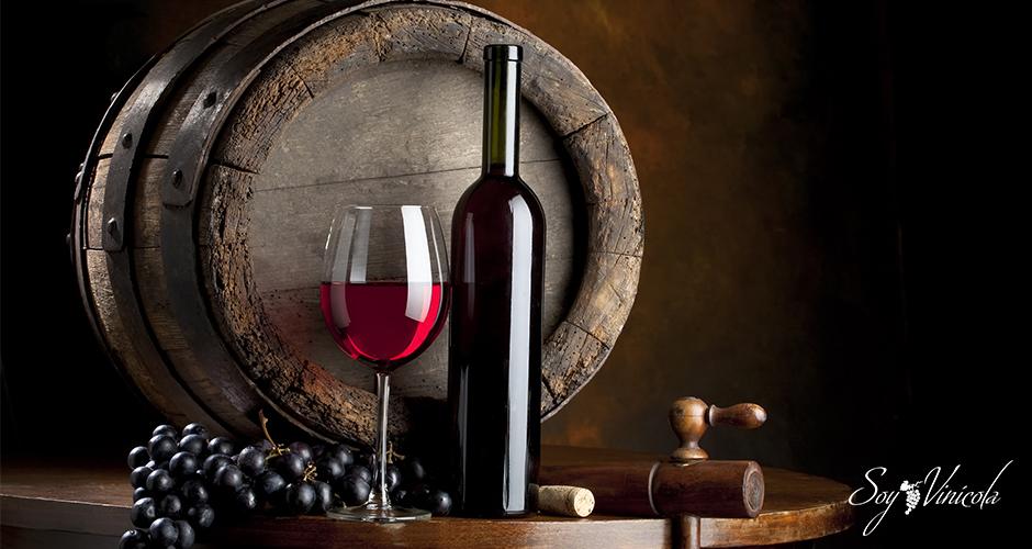 la historia del vino copa