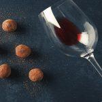 ¿Hay algo mejor que el chocolate y el vino?