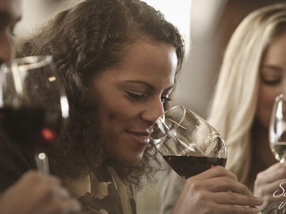 importancia del aroma en el vino sabor