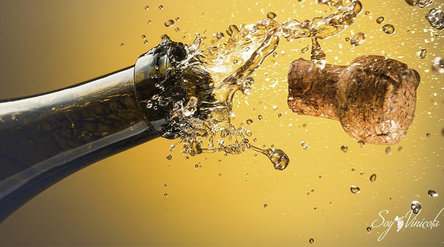 cómo distinguir una buena champaña características