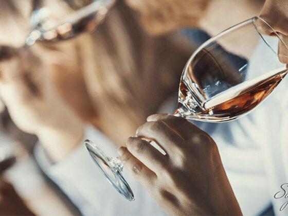 qué es el retrogusto en los vinos cata