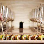 ¿Cuáles son los vinos apropiados para comer sushi?