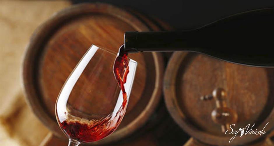 EL vino y la madera amigos inseparables