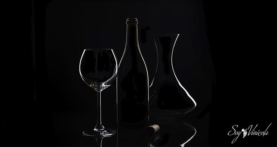 ¿En qué consiste la decantación del vino?