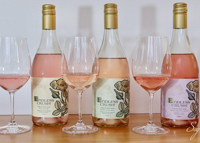 Vinos rosados, nuestros favoritos